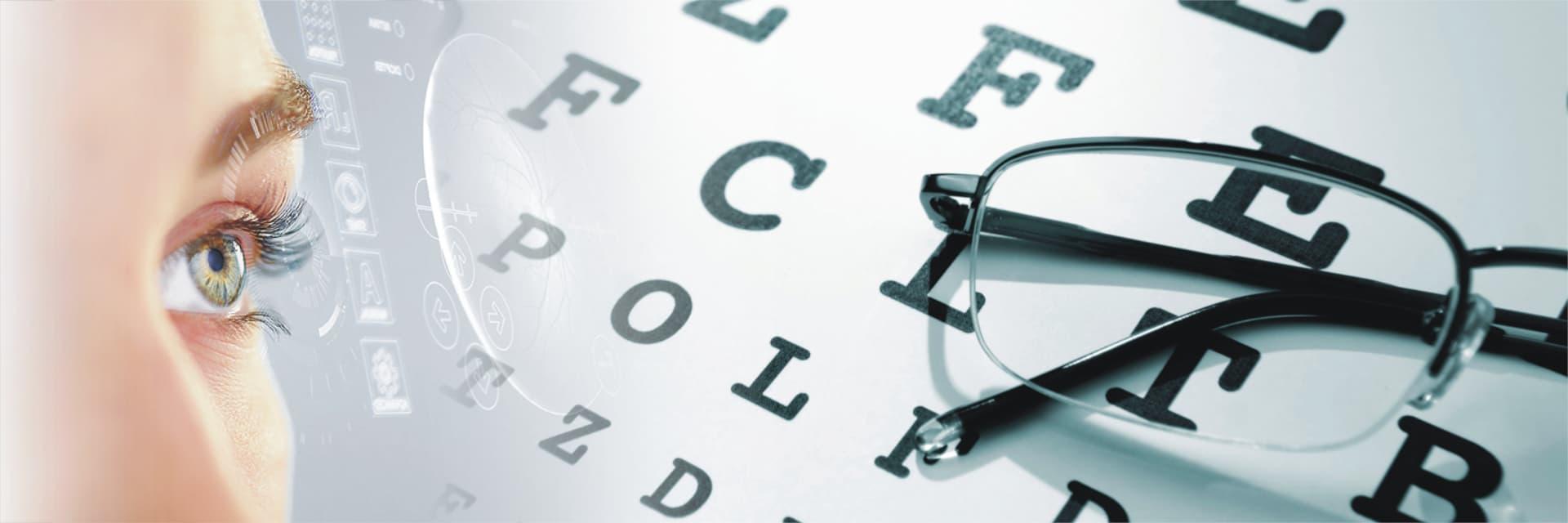 dicționar oftalmolog)